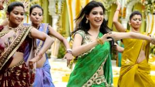 Samantha dancing for marriage song in Dookudu movie spicy Saree Samantha