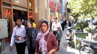 Ispahan | Isfahan | Esfahān | اصفها | Street Scenes | Travel to Iran 2012