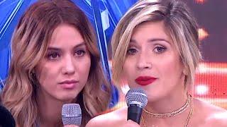 ¡Cara a cara! Flor Vigna enfrentó a Laurita por el escándalo de la foto con Cabré