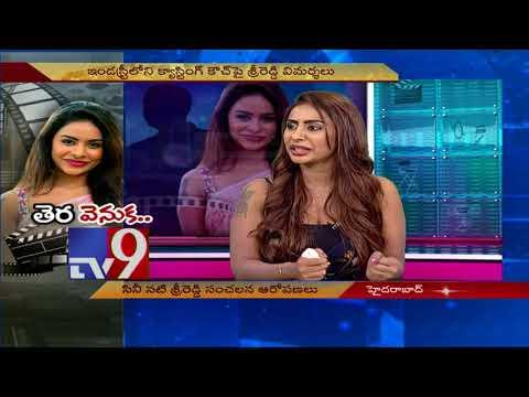 Xxx Mp4 Sri Reddy Gets Movie Offer From Director Ajay Koundinya TV9 3gp Sex
