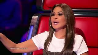 ذا فويس - يوسف سلطان - Annem - مرحلة الصوت وبس - احلي صوت The Voice