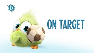 Angry Birds Blues | On Target - Ep13 S1 #NEW