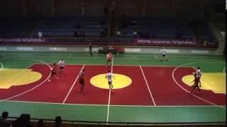 Futsal Goalkepper
