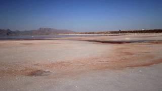 Lake Urmia - دریاچه ارومیه - Travel to Iran