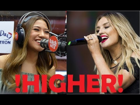 Female & Male Singers Singing HIGHER Than Original Songs!