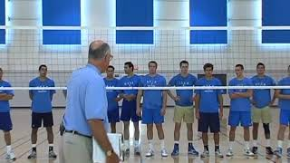 Mastering Mens Volleyball Practice Organization - Coach Al Scates - 61 Minute Instructional Video