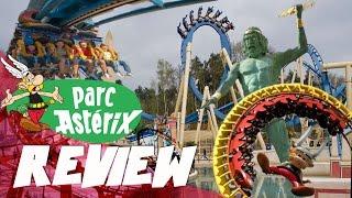 Review: Parc Astérix Parijs Frankrijk (Bij Disney)