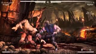 Mortal Kombat X Online Ass whoopin