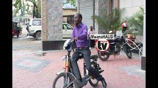 Huu ndio Usafiri wa Mbunge Musukuma