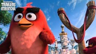 Angry Birds - O Filme | Novo Spot + Trailer [HD]