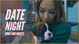 Date Night | Jorge and Maicey