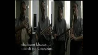 kharazmi marsh tork