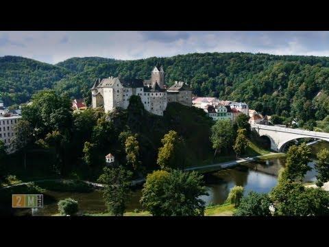Karlovy Vary Region from Air - Air Showreel 2 M STUDIO - 2012