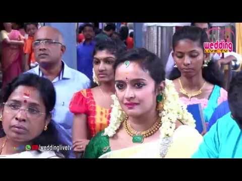 Wedding of Actress Shalu Menon and actor Saji G Nair | 2016