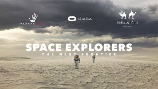Space Explorers Trailer