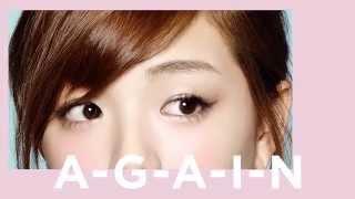 Ai Shinozaki*篠崎愛 LyricVideo「A-G-A-I-N」3/3