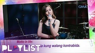 Playlist Extra: Kyline Alcantara on the Playlist Slam Book