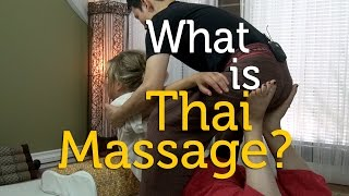 Review: The Thai Massage Experience