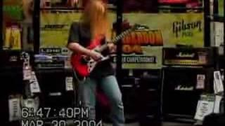 Scott Gailor Guitarmageddon WPB  (Scot Marcs Kidd Havok)