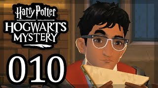 Harry Potter Hogwarts Mystery #010: Geheimes Treffen mit Rowan | Gameplay German