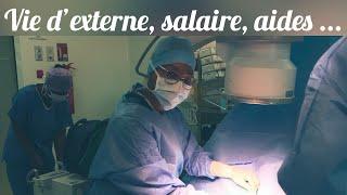 SALAIRE D'EXTERNE ? COMMENT JE PAIE MON LOYER ? PRÊT ÉTUDIANT ? CESP ? (MEDECINE - EXTERNAT)