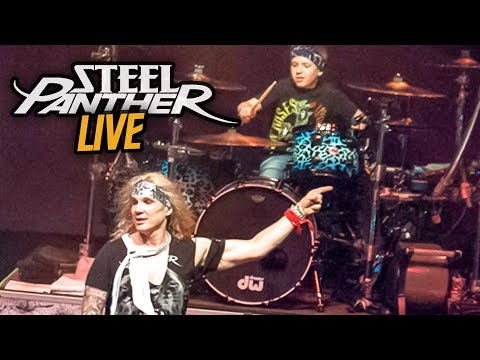 Xxx Mp4 Hot For Teacher LIVE Steel Panther Avery Drummer Molek 10 Year Old Drummer Drum Cover 3gp Sex