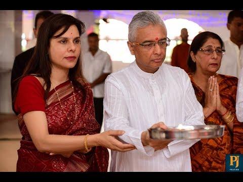 Xxx Mp4 Ganga Talao Pravind Jugnauth Participe à Une Session De Prière Pour Instaurer La Paix Dans Le Pays 3gp Sex