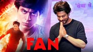 Shahrukh's FAN Gets SPECIAL Mention In 2016 World's BEST FILM