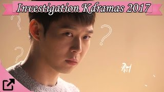Top 10 Investigation Kdramas 2017 (All The Time)