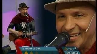 CLAUDIO LEDDA / ENTREVISTA Y ACÚSTICO EN VIVO