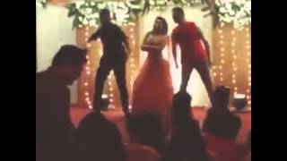 Tamil Actress Hansika Moteani Marriage function dance