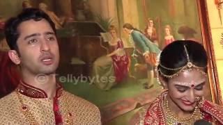 Erica finds Shaheer's look ROYAL in Kuch Rang pyar ke aise bhi..