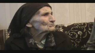 Oldest Person 118 Years Old in North Ossetia Russia (Jan 12, 2009)
