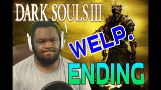 Can A Dark Souls Virgin Beat THE SOUL OF CINDER? (ENDING)