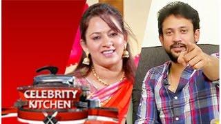 Anchor Archana & Actor Deepak in Celebrity Kitchen (14/02/2015)