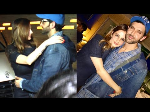 Confimed: Hrithik Roshan Is Back With Ex Wife Suzanne Khan After Divorce