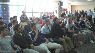 Zips Men's Soccer NCAA Selection Show 2015