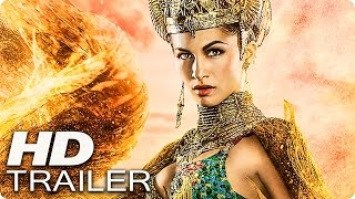 GODS OF EGYPT Trailer 2 German Deutsch (2016)