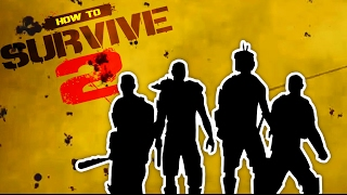 Zombie Smashing and Base Building! - How To Survive 2 PS4 Gameplay - Sponsored