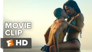 The Perfect Match Movie CLIP - Charlie Swims to Eva (2016) - Terrence Jenkins Movie HD