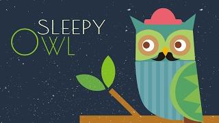 Sleepy Owl - Baby lullaby songs go to sleep - Sweet dreams