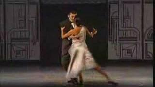A Tango Song: Mala Junta, danced by Natacha y Jesus