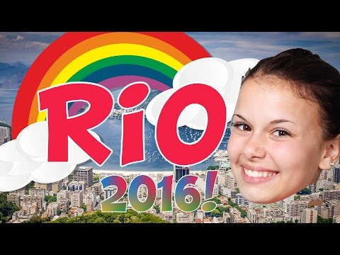 There's No Cause for Concern - Rio Olympics 2016 (Come to Brazil)