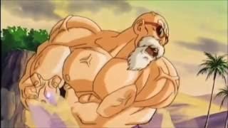 Master Roshi vs Broly [FULL FIGHT] [UNCUT] Movie 8 Alternate Ending