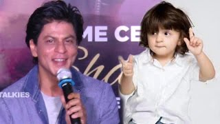 Shahrukh On Abram Khan's CUTE Reaction After Watching Dilwale Movie