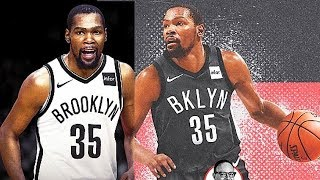Kevin Durant Signing With Nets, Leaving Warriors For 4 Years $164 Million!