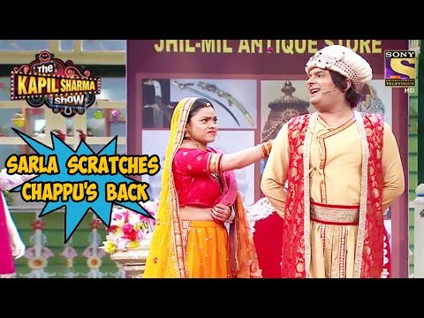 Xxx Mp4 Chappu Asks Sarla To Scratch His Back The Kapil Sharma Show 3gp Sex