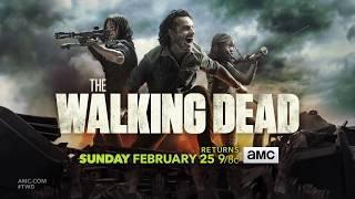 The Walking Dead Season 8 - Back Soon | official Olympic trailers (2018)