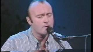 Phil Collins   Groovy Kind Of Love Phil Donahue  1988