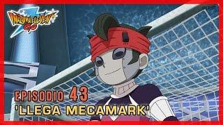 Inazuma Eleven Go Chrono Stones - Episodio 43 español «¡Llega Mega-Mark!»